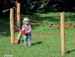 circuito educación madera infantil