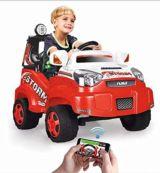 Cotxe infantil TT Storm amb control remot