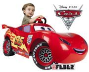 Cotxe de bateria Lightning McQueen