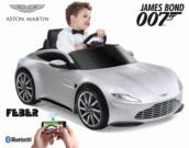 Coche infantil Aston Martin 6V RC