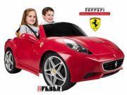 Coche biplaza Ferrari California