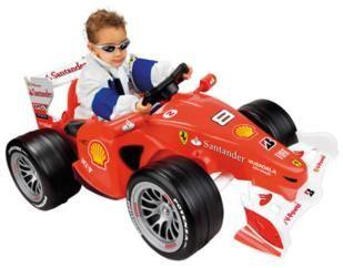 feber, coche infantil ferrari f10, coche feber, coche de bateria, coches de bateria