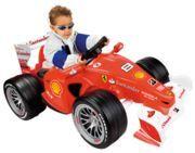 Carro com bateria Ferrari F10