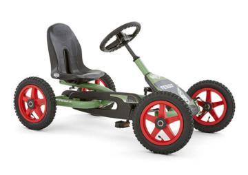 bergtoys, berg toys, cuadriciclo, coches infantiles, cochecito, coche budy