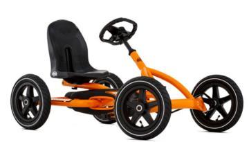 berg, berg buddy orange, berg buddy, kart de pedales, coche de pedales