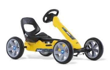 Cotxe de pedals BERG Reppy Rider, cotxes de pedals, karts de pedals, vehicles infantils, quadricicles, quatricicles, quatricicles infantils, berg toys, berg toys catalunya, botiga de vehicles infantils, berg reppy, tenda berg,
