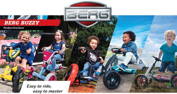botiga cotxes de pedals berg buzzy