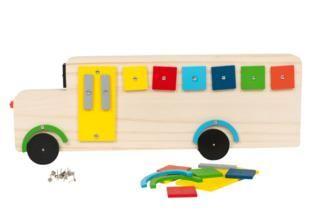 diy infantil, construeix el teu bus, masgames, buitenspeel,