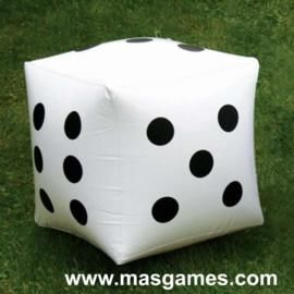 dados hinchables, masgames, garden games