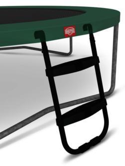 Escalera Berg M compatible para camas elásticas Talent 305 , berg favorit 270 y berg champion 270