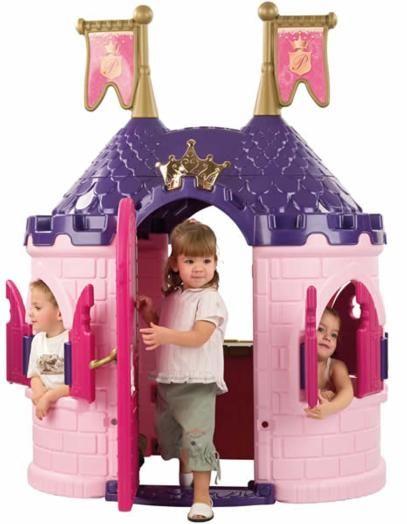 Castillo de princesas disney - Casitas de princesas ...