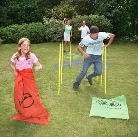 carrera de obstáculos, juegos competicion, carrera, juegos de exterior, juegos gigantes