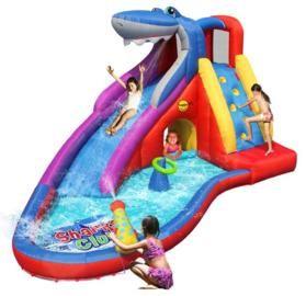 hinchables, castillos hinchables, castillos inflables, happyhop, castillos hinchables verano, inflables acuáticos,