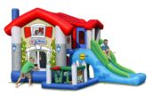 Inflable Big House
