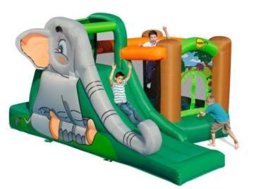 Castillo inflable Elefante, hinchables, inflables, happyhop, happyair, castillos hinchables baratos, inflables baratos, hinchables barcelona, happyhop españa, happyhop barcelona,