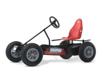 Kart de pedales BERG Basic BFR RED