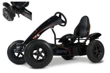 Coches de pedales BERG Black Edition BFR-3