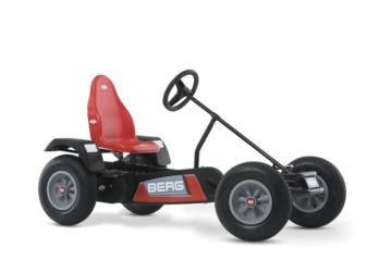 Kart de pedales BERG EXTRA BFR Red