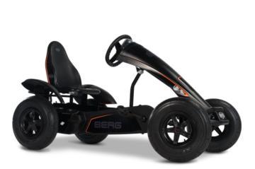 Kart de pedales Eléctrico BERG Black Edition E-BF, karts pedales eléctricos, vehiculos a pedales eléctricos, coches de pedales eléctricos, coches eléctricos a pedales, karts eléctricos a pedales,