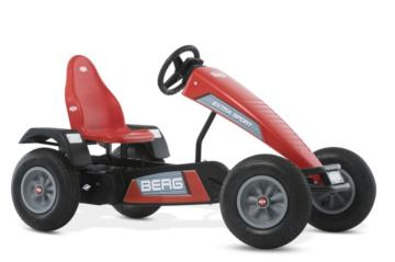 Kart de pedales eléctrico BERG Extra Sport RED E-BF, karts pedales eléctricos, vehiculos a pedales eléctricos, coches de pedales eléctricos, coches eléctricos a pedales, karts eléctricos a pedales, vehículos eléctricos a pedales, berg, berg toys,
