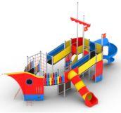 Parc infantil Keelboat mitjà