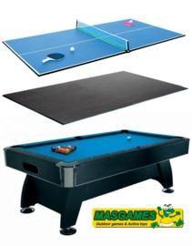 mesas billar americano, billar barato, billar convertible, mesas de tenis, mesas pingpong, masgames, mesa billar blackcat, billar black cat
