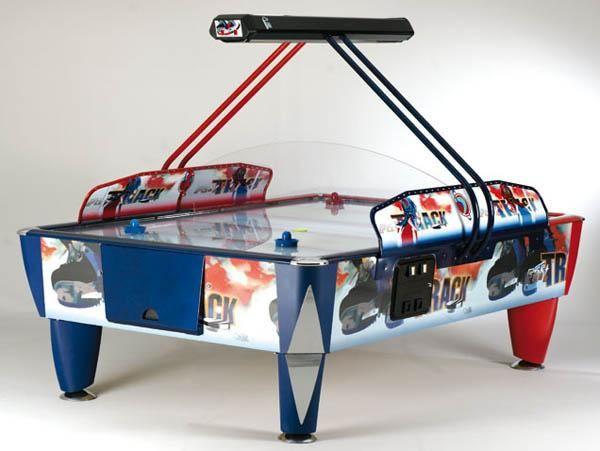 Mesa de air hockey double fast track - Mesa de hockey de aire ...