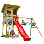 Parc infantil Beach Hut + gronxador