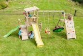 Parc infantil Cascade amb @Challenger