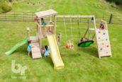 Parque infantil Torre Cascade con @Challenger
