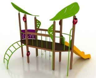 parque infantil alnus, parque infantil con tobogan, juegos de exterior, parques infantiles uso comercial, parques infantiles uso público, juegos de exterior