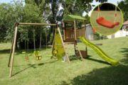 Parque infantil Lombarde
