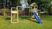 Parc infantil Penthouse XL+ Challenger