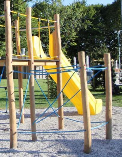 parque infantil vikingo