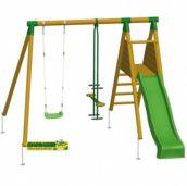 Parc infantil Mauna Loa + balancí