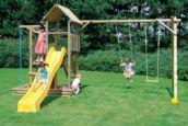 Parque infantil Multi-torre
