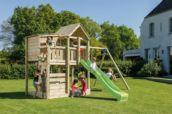 Parque infantil Torre Palazzo XL + columpios