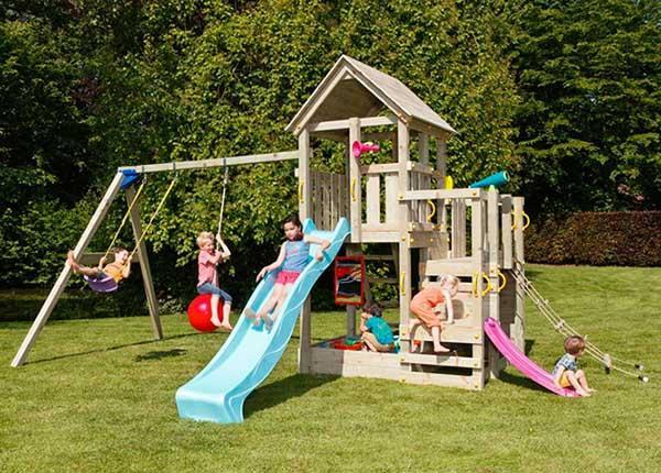 parque infantil Penthouse + columpios