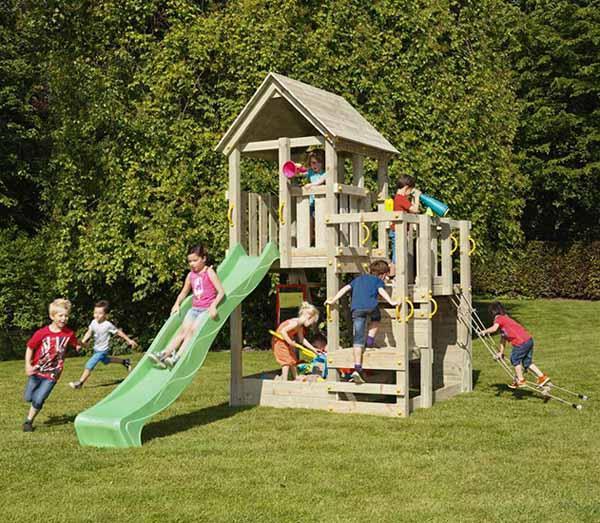 Parque infantil Penthouse