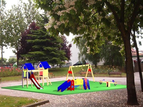 Parque infantil projecto 6 - Parque infantil casa ...