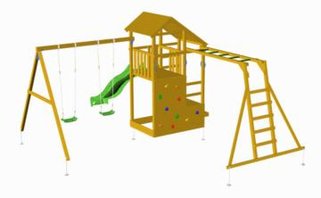 Parque infantil Masgames, Parque infantil Teide, Parque infantil con columpios, parque infantil con tobogán, toboganes, tobogán, columpios, Parque infantil con escalera de mono y columpios, escalera de mono, parques infantiles, torres infantiles