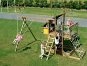 Parque infantil Torre Aventura