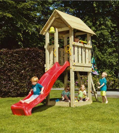 Parque infantil torre kiosk xl - Parque infantil casa ...