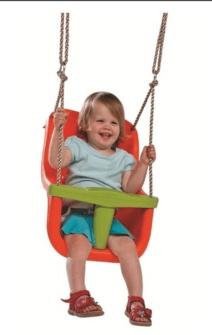 asientos de columpios, asientos de bebé para columpios, feber, houtland, masgames, kbt