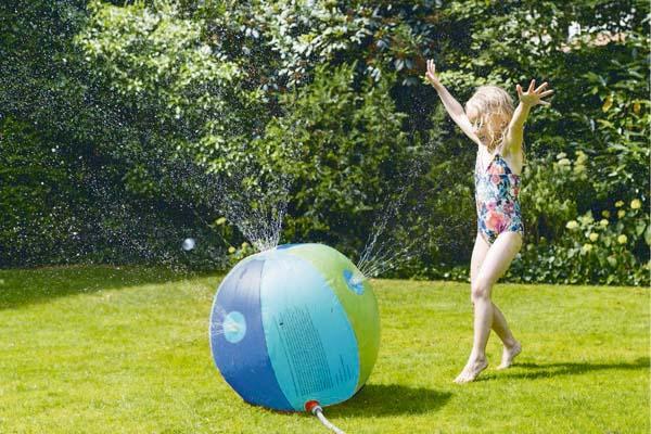pelota waterball juego de agua