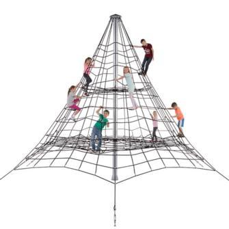 Piramide cuerda infantil 5m de altura Teotihuacan
