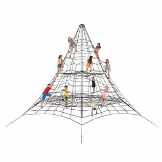 Pirámide de cuerdas Cholula (5,5 m)