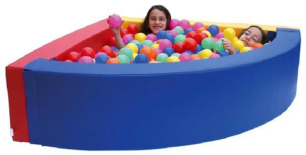 Piscinas de bolas de canto - Piscina de bolas para bebes ...