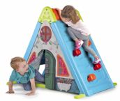 Play & Fold Activity house 3 in 1