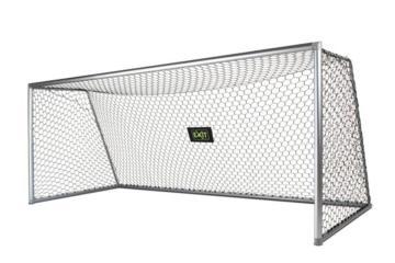 Portería de fútbol EXIT Scala Aluminium 5x2m, porteria de fútbol Exit, porterias de futbol fuertes, porterias de futbol, porteria de futbol, porteria para gran jardin